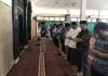 Sandiaga Jadi Imam Sholat Dhuhur di Surabaya