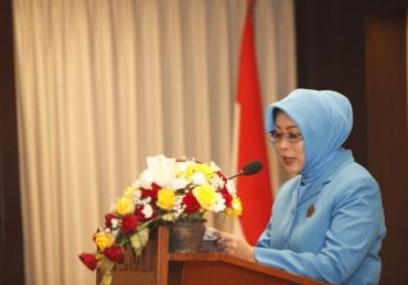 Ketua Umum BKOW Jatim : PIVERI Ikut Berdayakan Wanita