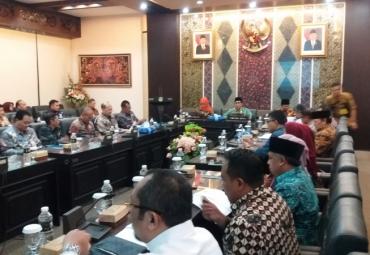 RPJMD Jatim 2019-2024 Tunggu Pansus DPRD