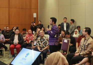 Bareng Kepala BKPM, Wagub Jatim Audisi Start Up