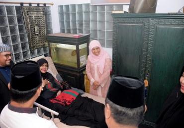 Harlah ke180 Ponpes Zainul Hasan Genggong, Khofifah Serukan Rahmatan Lil' Alamiin