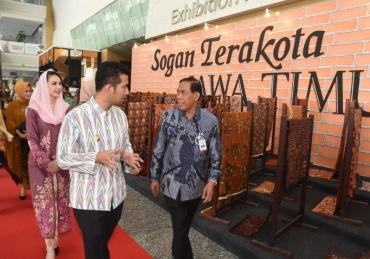 Batik Bordir Perkuat Industri Kreatif di Jatim