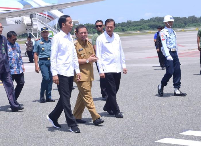 Sambangi Kalimantan, Presiden Jokowi Tindaklanjuti Pemindahan Ibu Kota*