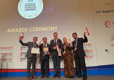 Pelayanan Publik Rumah Sakit di Tulungagung Jawa Timur Terbaik Dunia