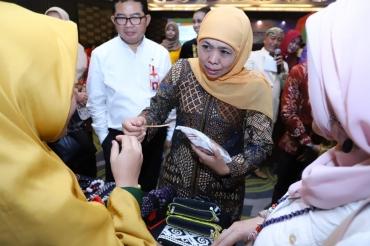 Misi Dagang Jatim di Kalimantan Timur Tembus Rp.605 Miliar